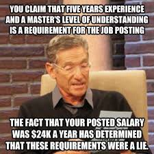 Finding A Job Meme - funny job resumes 20 hilarious resume fails i m guessing they did