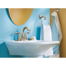 What Are Bathroom Fixtures by Amazon Com Moen Eva Two Handle Centerset Bathroom Faucet With