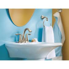 English Bathroom Fixtures by Amazon Com Moen Eva Two Handle Centerset Bathroom Faucet With