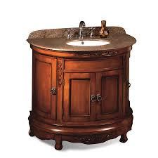 Ove Decors Bathroom Vanities Shop Ove Decors Light Cherry Undermount Single Sink