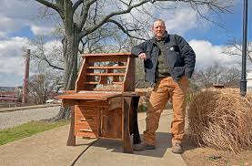 Richmond Cabinet Makers A Richmond Furniture Maker Draws Inspiration From The Vmfa And A