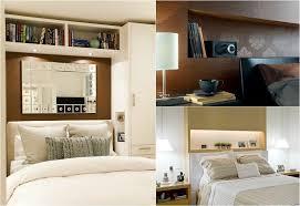 lit chambre adulte tête de lit avec rangement en 57 dées pour ranger et décorer lits