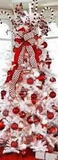 best 25 red christmas trees ideas on pinterest white christmas