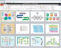 microsoft powerpoint flowchart template architecture clip art