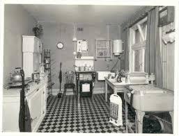 adding vintage kitchen appliances to get new antique look