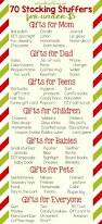 70 super stocking stuffers for under 5 dad baby stocking