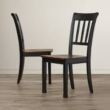 Made Dining Chairs Made In The Usa Kitchen Dining Chairs You Ll Wayfair