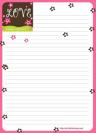 letter writing paper 10 best hojas para escribir cartas images on
