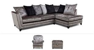 Marquise Clearance Corner Sofa Accent Chair  Footstool Marquise - Sofa and footstool
