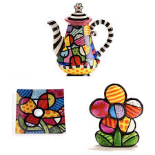 britto garden romero britto products