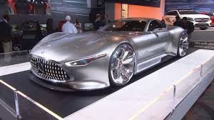 mercedes supercar concept mercedes brings its video game car to life video personal finance