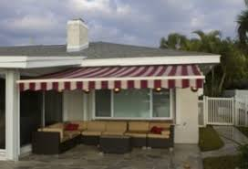 Sunsetter Awnings Shade Solutions Sunsetter Awnings Retractable Patio Awning Solar