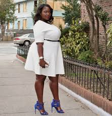 white skater dress plus size naf dresses