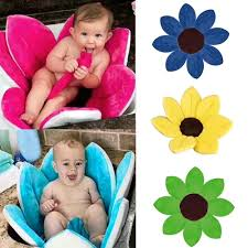 popular blooming bath buy cheap blooming bath lots from china newborn baby bathtub foldable blooming lotus flower shape soft seat infant sink shower baby flower play