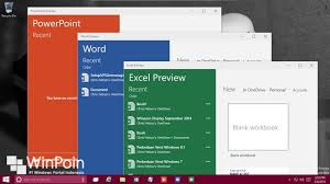 cara membuat power point di netbook download microsoft office touch word excel powerpoint untuk