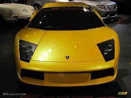 Lamborghini Murcielago Yellow - giallo evros yellow pearl 2002 lamborghini murcielago coupe