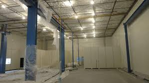 spray foam insulation in an industrial plant u2013 summit green solutions