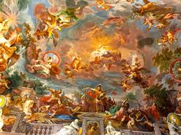 Ceiling Art The Delights Of The Galleria Borghese Polloplayer