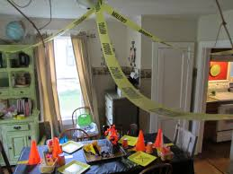 the unlikely homeschool construction worker birthday party