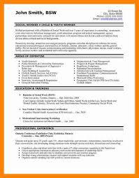 resume social worker lukex co