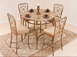 Kathy Ireland Dining Room Furniture Furniture Excellent Small Dining Room Decoration Using Brown
