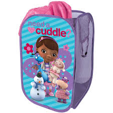Doc Mcstuffins Home Decor Disney Doc Mcstuffins Square Collapsible Storage Pop Up Hamper
