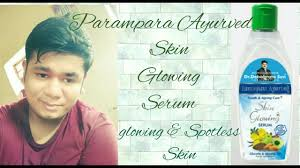 Serum Raj parara ayurved skin glowing serum review best by raj infinity