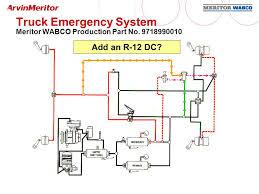 wabco air dryer wiring diagram truck air dryer diagram bendix