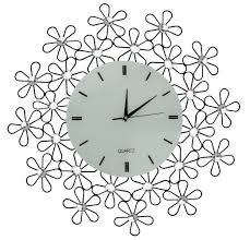 Decorative Metal Wall Clocks Cheap 11 Metal Wall Clock Find 11 Metal Wall Clock Deals On Line