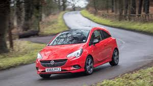vauxhall corsa inside 2017 vauxhall corsa review