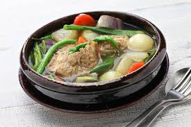cuisine stock sinigang na baboy pork sinigang cuisine stock photo by