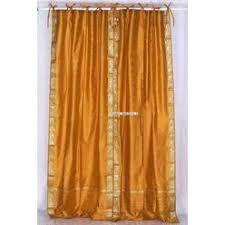 Sari Curtain Sheer Tie Top Curtains