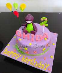 barney birthday cake 70 best cakes barney images on barney cake barney