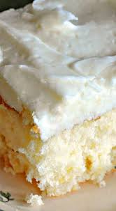 crushed pineapple cake with pineapple frosting cakes pinterest