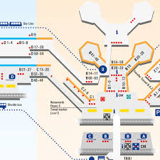 Airport Terminal Floor Plans by Frankfurt Airport Terminal Maps