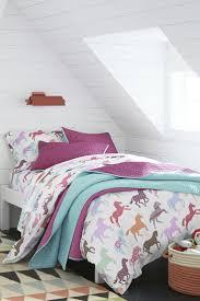 Girls Horse Comforter Bedding Set Kids Horse Bedding Horrifying Boys Modern Bedding