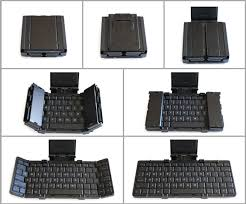 bluetooth keyboard android pocketable bluetooth keyboard for ios and android shows up on