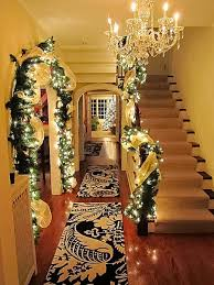 9ft pre lit deco mesh garland with pine cones and berries