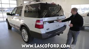 suv ford expedition 2016 ford expedition king ranch suv walk around u0026 information
