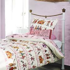 girls bedding horses kids quilt duvet cover bedding bed sets 100 cotton by designer