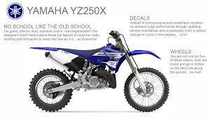 motocross gears yamaha yz250x 2016 non review youtube