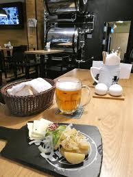 morice cuisine olomouc republic olomoucke tvaruzky stinky cheese restaurant