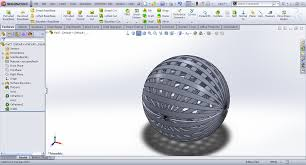 tutorial magic ball in solidworks grabcad