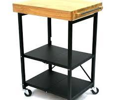 folding kitchen island cart folding kitchen island cart in folding island kitchen cart qvc