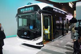 concept bus toyota sora is a tokyo bound hydrogen city bus autoguide com news