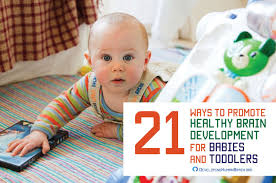 21 ways to promote healthy brain development for babies and toddlers