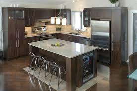comment construire un ilot central de cuisine construire un ilot de cuisine dcoration ilot cuisine granit