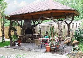 sommerküche selber bauen fernsehschrank ecke selber bauen balkon terrasse palettenmobel