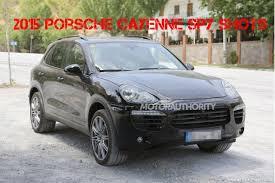 2015 porsche cayenne facelift 2015 porsche cayenne facelift