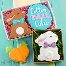 New Easter Cookie Cutters and Designs Semi Sweet Designs
